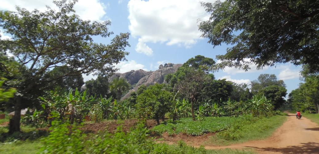 kagulu hill in busoga